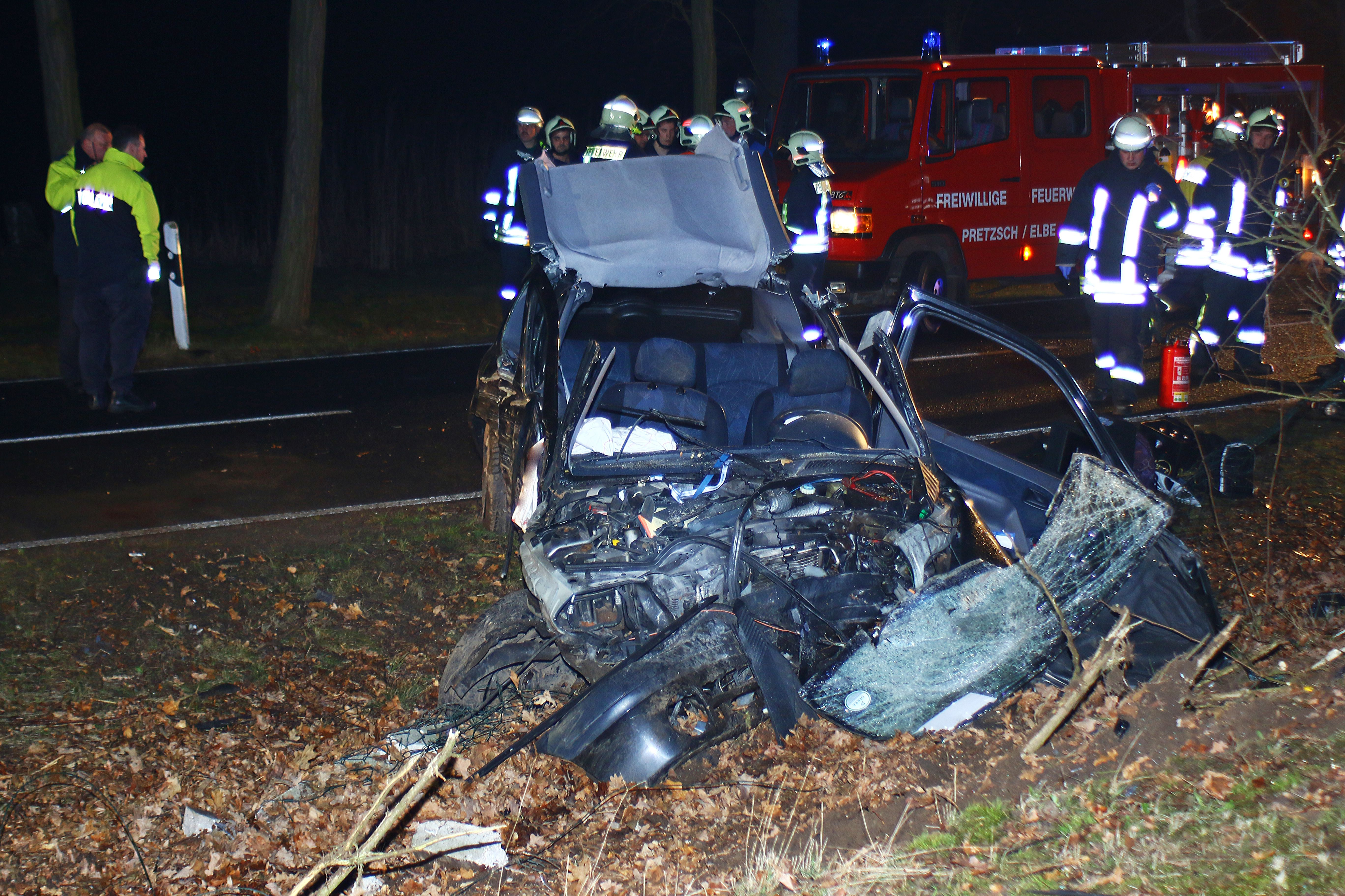 Unfall | Freiwillige Feuerwehr Pretzsch/Merschwitz