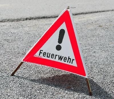 2015/07/21 Einsatz Kleineinsatz OVS Pretzsch Mauken Elbfähre Baum auf Fahrbahn