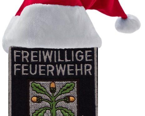 Weihnachtsgruß der Freiwillige Feuerwehr Pretzsch / Merschwitz