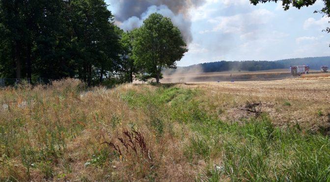 2019/7/27 Einsatz FL2 Bad Schmiedeberg