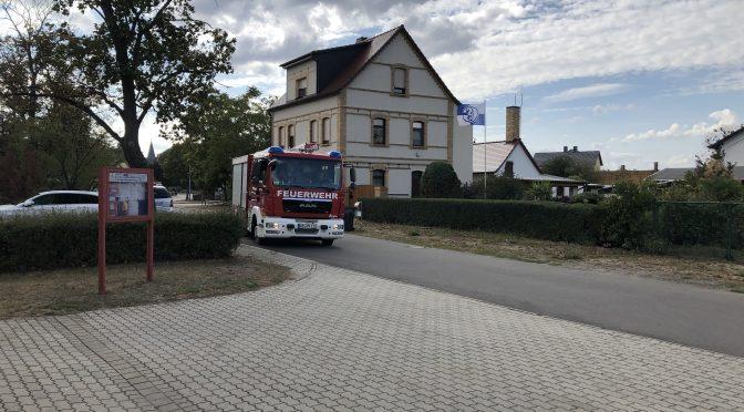 2019/09/05 Einsatz TH Person VULKW Pretzsch
