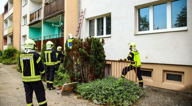 2021/06/06 Einsatz TH klein Wittenberger Straße